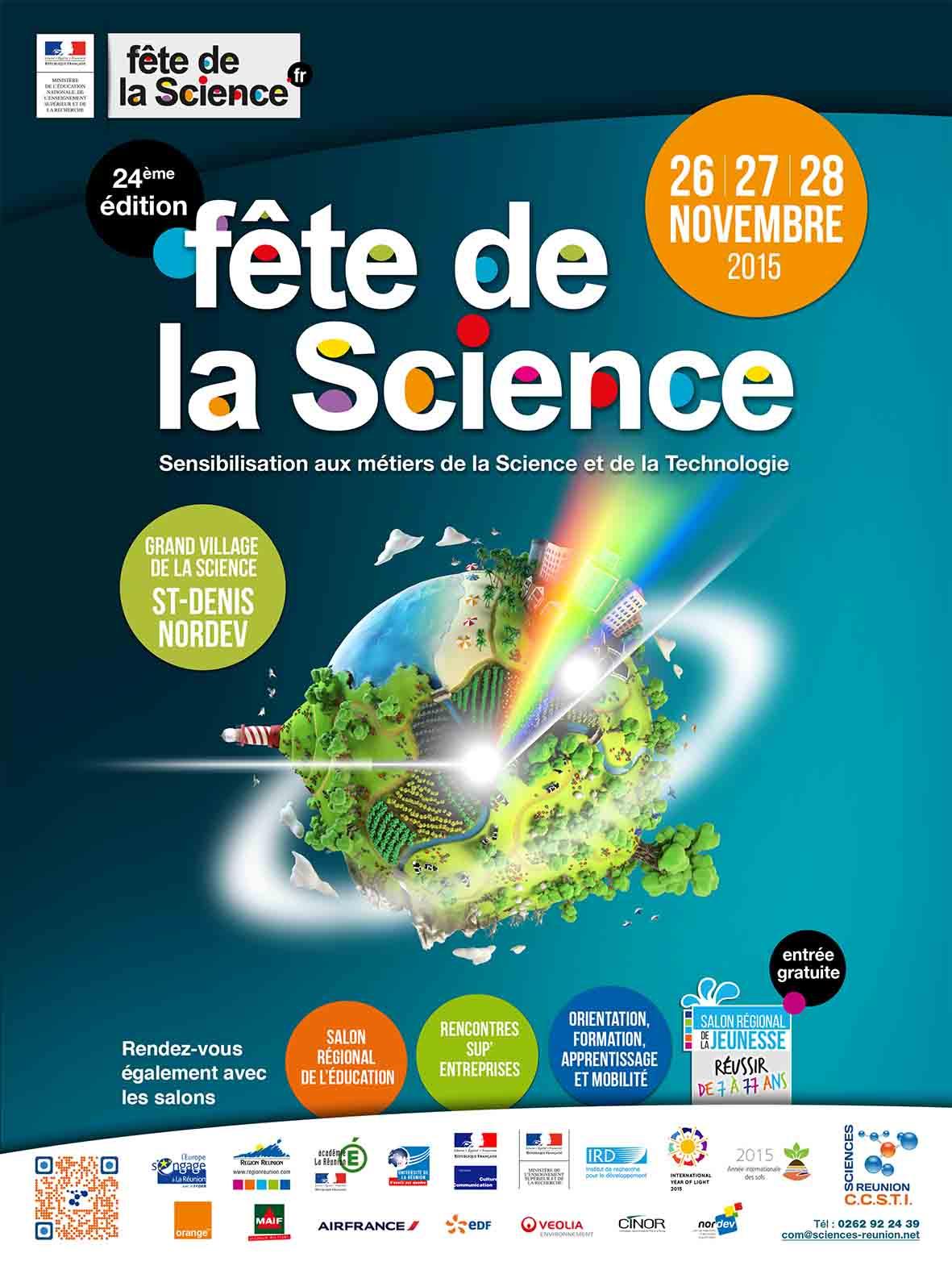 fete sciences