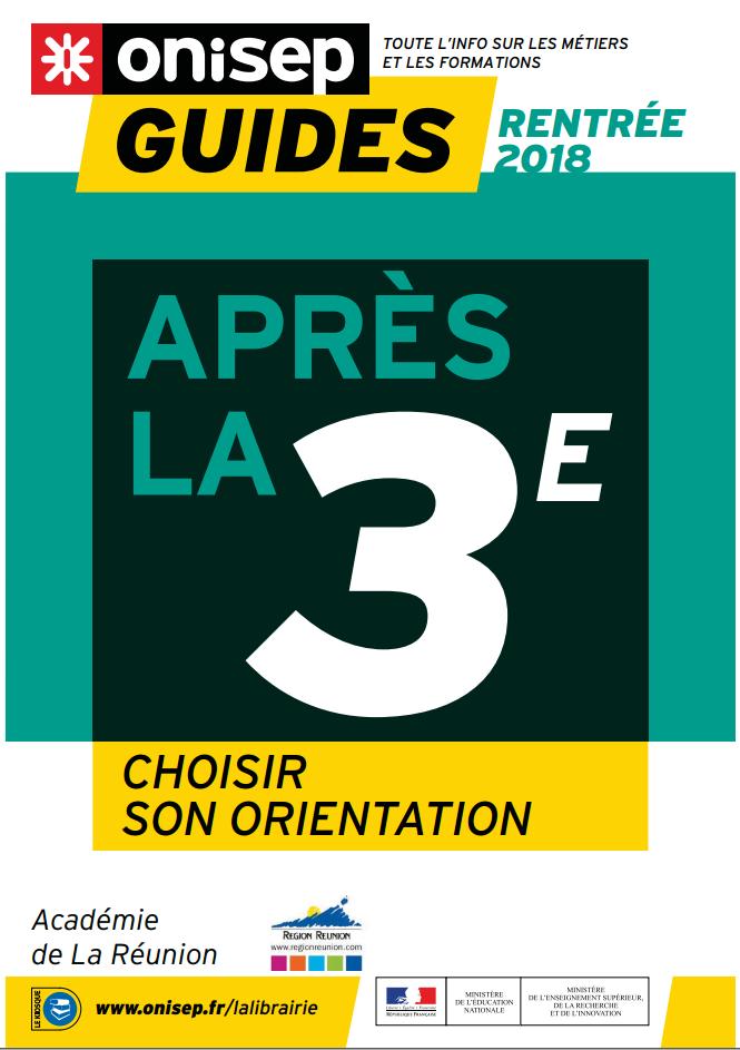 Guide 3e REUNION 2017